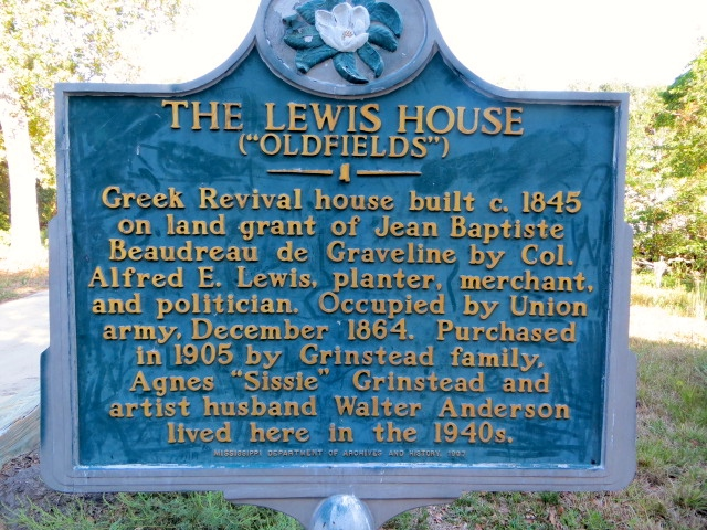 The Lewis House - Oldfields