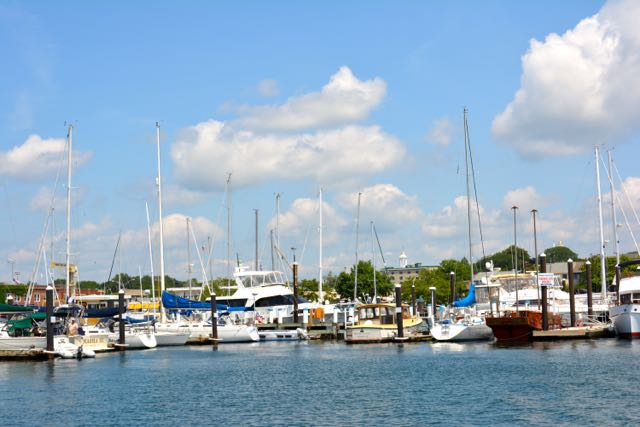 Newport Habor