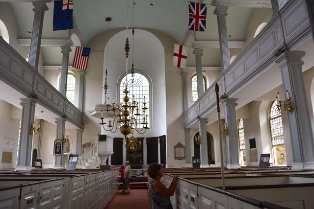 Paul Revere's Church