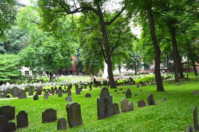Boston Graveyard