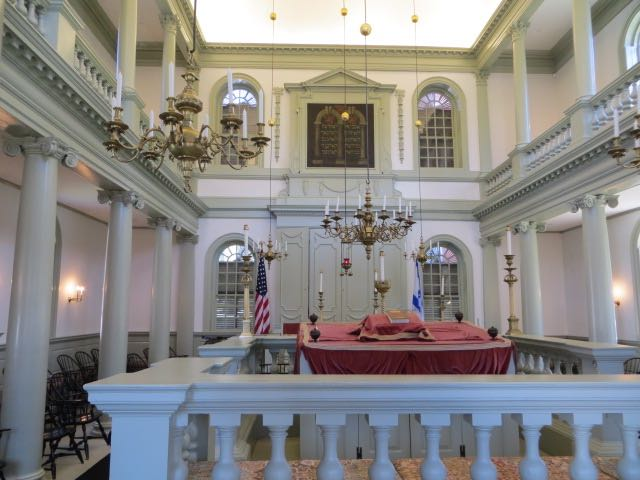 Touro Synagogue, the oldest in America