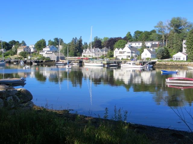 Mahone Harbor