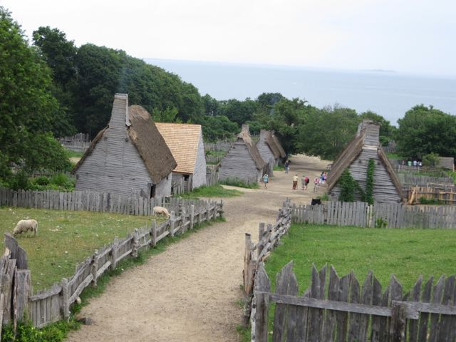 Plymouth Plantation Village