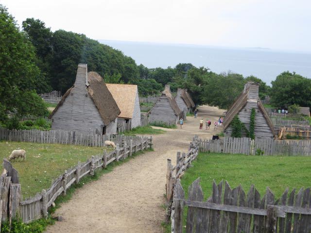 Plymouth Plantation Village