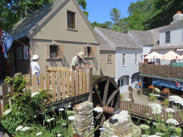 Plymouth Grist Mill