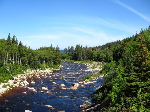 Mackenzie River-Cabot Trail