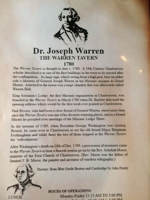 Warren Tavern
