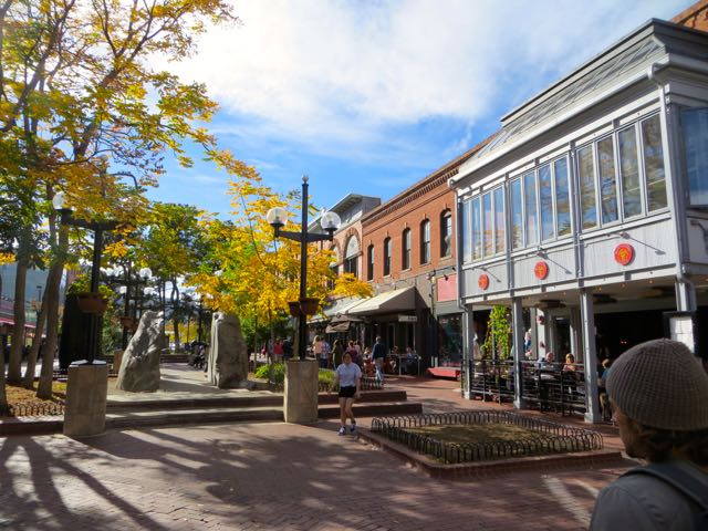 Downtown Boulder Mall