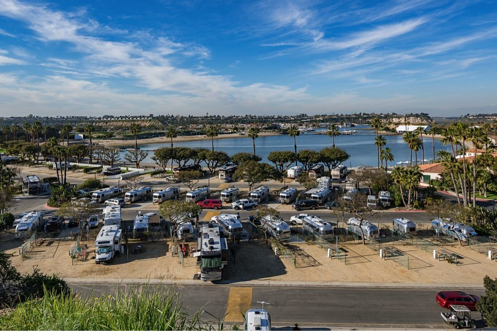 Newport Beach RV Resort